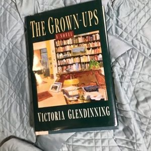 The Grown Ups hard cover